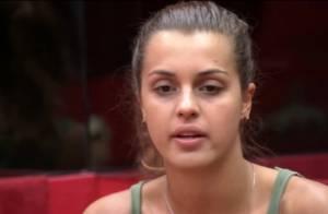 'BBB14': Angela diz que Aline vai investir em Diego. 'Ela é desesperada'
