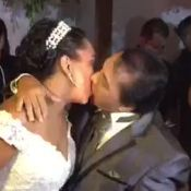Veja vídeo e fotos do casamento de Elis, do 'BBB'! Festa reuniu Vivian e Manoel