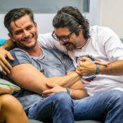 Ilmar, do 'BBB17', diz querer distância de Marcos e Emilly durante festa no Rio