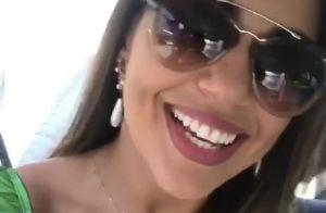 Ex-BBB Vivian não teve tempo de definir relação com Manoel: 'Tenham paciência'
