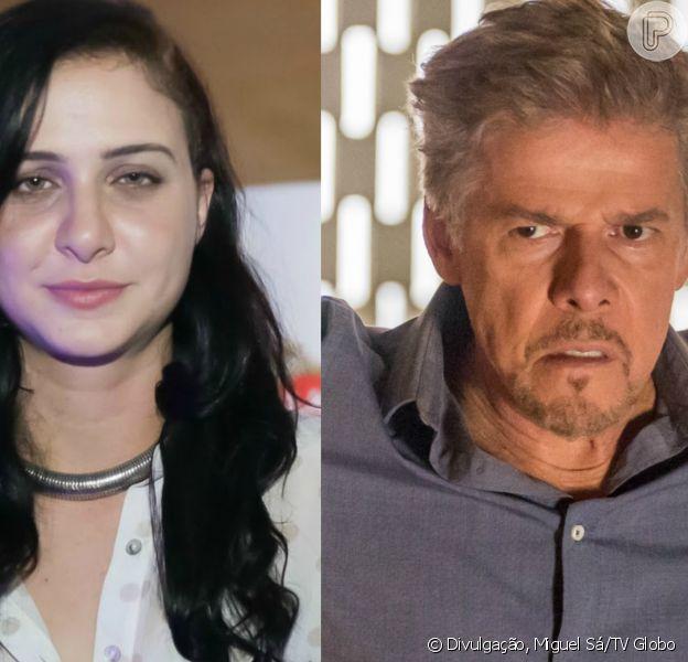 Su Tonani foi intimada a prestar depoimento na segunda-feira, 24 de abril de 2017, no inquérito que acusa José Mayer de assédio sexual