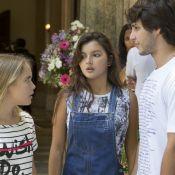 'Malhação': Lucas admite traição com Martinha e termina com Luíza. 'Apaixonado'