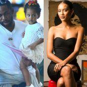 Filha de Taís Araújo impressiona por semelhança com mãe em aeroporto. Fotos!