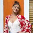 Juliana Paes indicou seu ponto fraco na dieta: 'Sorvete é minha tentação'