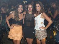 Bruna Marquezine rebola e faz 'quadradinho' em baile funk no Rio. Vídeo!