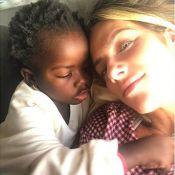 Giovanna Ewbank posa com a filha, Títi, em selfie: 'Domingo mehor não há'