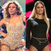 Ícaro Silva, de Beyoncé no 'Domingão do Faustão', é comparado a Laverne Cox