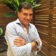 Jerry Adriani gravou o primeiro disco em português em 1965. O cantor também atuou em filmes, na novela '74.5 - Uma Onda no Ar', e apresentou programas de TV