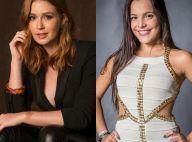 Marina Ruy Barbosa comenta rumor de rivalidade com ex-BBB Emilly: 'Intriga'