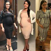 Thais Fersoza fala sobre mudança nos looks após gravidez: 'Quase não uso calça'