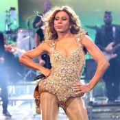 Ícaro Silva se surpreende com elogios por viver Beyoncé no 'Domingão': 'Carinho'