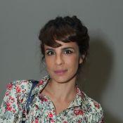 Maria Ribeiro evita falar de Caio Blat após rumores de fim do casamento