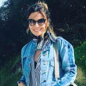 Giovanna Antonelli quer aperfeiçoar o inglês e aprender italiano: 'Limitada'