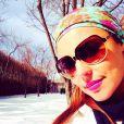 Paolla Oliveira publica foto das férias em Nova York