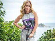 Angélica lembra síndrome do pânico após acidente aéreo: 'Mexeu muito comigo'