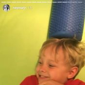 Neymar mostra momento de diversão com filho, Davi Lucca: 'Meu garotinho'. Vídeo!