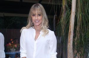 Deborah Secco vai fazer filme em SP e lamenta distância de Maria Flor: 'Chorei'