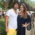 Bruna Hamú está à espera do primeiro filho, do relacionamento com o empresário Diego Moregola