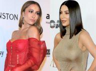 Sabrina Sato, em leilão, desembolsa R$ 223 mil para ter foto com Kim Kardashian