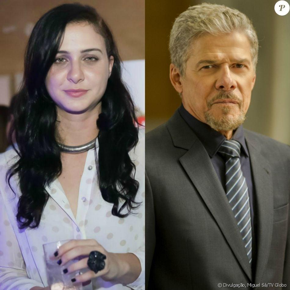 Su Tonani e José Mayer tiveram um relacionamento extraconjugal nos bastidores da novela 'A Lei do Amor', diz o colunista Leo Dias, do programa 'Fofocalizando', nesta sexta-feira, 28 de abril de 2017