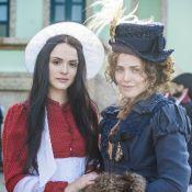 'Novo Mundo': Leopoldina impede Anna de contar que está grávida de Joaquim