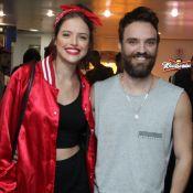 Agatha Moreira vai a show com ator mas garante namoro com Pedro Lamin: 'Ótimos'