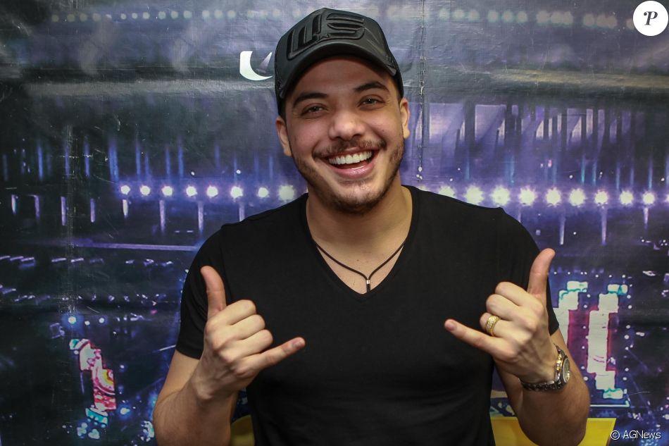 Wesley Safadão quer começar a levar sua música para fora do Brasil