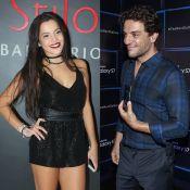 Rodrigo Lombardi confirma que Emilly foi enganada por perfil fake: 'Sem Twitter'