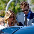 Gisele e Tom Brady também são pais de Benjamin, de 4 anos