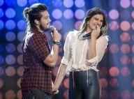 Luan Santana, após dueto com Camila Queiroz em show, elogia atriz: 'Brasil ama'