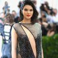 O look de Kendall Jenner tinha 85 mil cristais