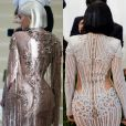 Kylie Jenner estava com a cintura mais fina do que no MET Gala do ano anterior