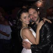 Namorado de Talita Younan, a K1 de 'Malhação', não vê cenas de beijo: 'Ciumento'