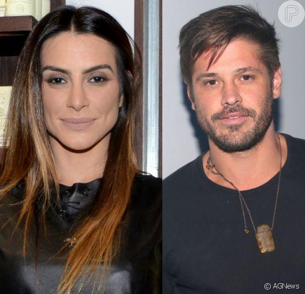 Cleo Pires e Dado Dolabella estão se conhecendo melhor, diz o colunista Leo Dias, do programa 'Fofocalizando' (SBT), nesta terça-feira, 2 de maio de 2017