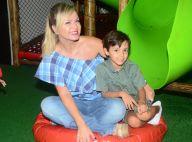 Eliana conta reação do filho ao descobrir 2ª gravidez: 'Falou sobre o berço'