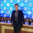 Fábio Porchat ligou durante uma gravação de seu programa para Pedro Bial, seu novo concorrente