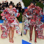 Rihanna leva 60 minutos para calçar sandálias e outras curiosidades do MET Gala
