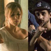 Novela 'Rock Story': Romildo se declara pai do filho de Marisa para Gilda