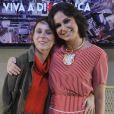 Josefina, personagem de Aline Fanju em 'Malhação - Viva a Diferença', é mãe de Benê (Daphne Bozaski) e Julinho (Davi Souza). A zeladora cria os filhos sozinha desde que o marido a abandonou