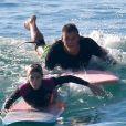Isabella Santoni passou a fazer aulas de surf após o fim da novela 'A Lei do Amor'