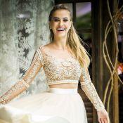 Barbara França festeja sucesso de look de noiva em 'Malhação':'Recebi mensagens'