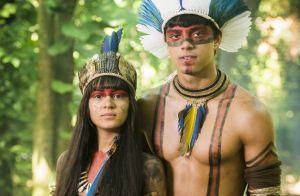 Novela 'Novo Mundo': Jacira pede para manter namoro com Piatã em segredo