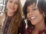 Taís Araújo ajuda Sabrina Sato com presente para sogra: 'Para conquistar'. Vídeo