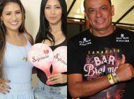 Simone e Simaria negam affair com Frank Aguiar no passado: 'Beleza passou longe'