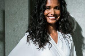 Aline Dias mostra 1ª foto da barriga de grávida: 'Você não vê o tempo passar'