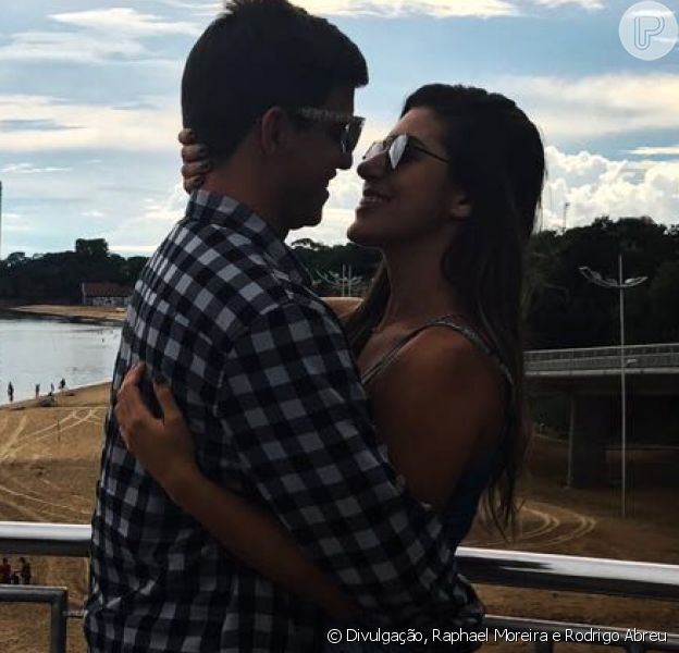 O ex-BBB Manoel avaliou a relação com Vivian depois de visitá-la em Manaus