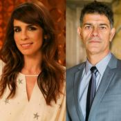 Maria Ribeiro estaria namorando Eduardo Moscovis, diz jornal
