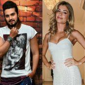 Luan Santana perdeu virgindade em escada e elege 'girl crush': 'Grazi Massafera'