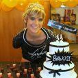 Isabella Santoni completou 22 anos no dia 6 de maio de 2017