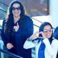 Letícia Lima e Ana Carolina assumiram o relacionamento em abril deste ano